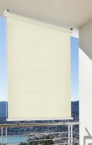 balkon sichtschutz balkon markise balkon windschutz rollo With garten planen mit balkon sichtschutz 100 cm