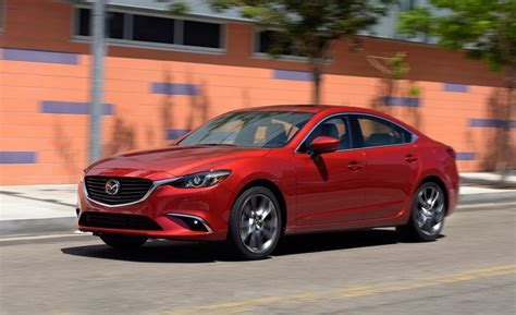 2017 Mazda 6 Debuts With G-vectoring Control, More Luxury