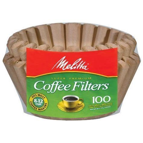 It's sold for $89.99 on the brand's website (out of freshly roasted beans? Melitta 8-12 Cup Basket Coffee Filters Paper Natural Brown, 100 Count, 2 Pack - Walmart.com ...