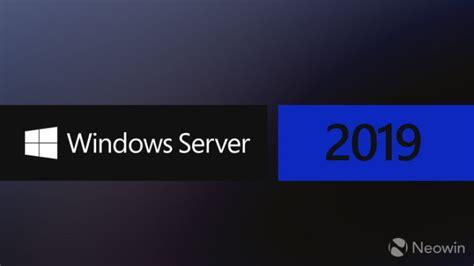 microsoft announces windows server