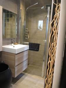 Salle De Bain 3m2 : salle d 39 eau avec douche l 39 italienne 3m2 salle de bain ~ Dallasstarsshop.com Idées de Décoration