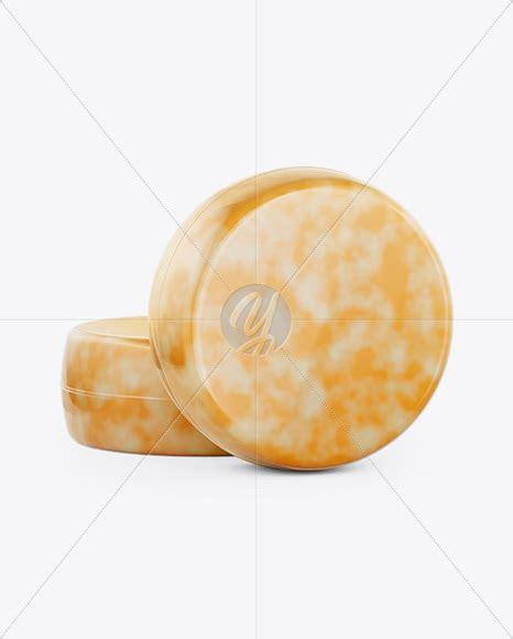 Find stockbilleder af cheese wheel label mockup template isolated i hd og millionvis af andre royaltyfri stockbilleder, illustrationer og vektorer i shutterstocks samling. Two Marble Cheese Wheels Mockup in Packaging Mockups on ...