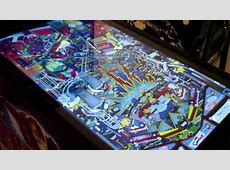 Virtual Pinball Machine Arcade Game Ultimate SuperPin Mid