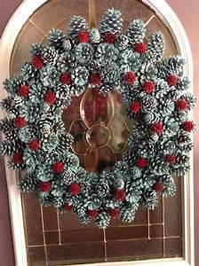 Pine, Cone, Wreath