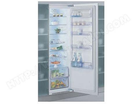 ubaldi cuisine whirlpool arz001 a 5 pas cher réfrigérateur encastrable