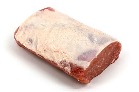 boneless pork shoulder pork loin boneless 1 3 strip end duroc 413 neesvig s food service