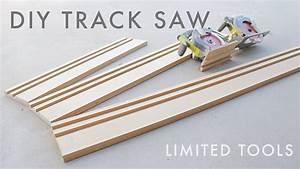 Diy Circular Saw Track Saw Guide