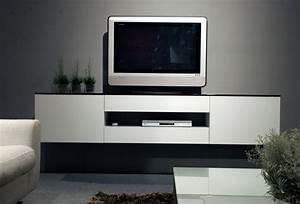 Meuble Tv Suspendu But : acheter meubles tv avec niche meubles valence 26 ~ Teatrodelosmanantiales.com Idées de Décoration