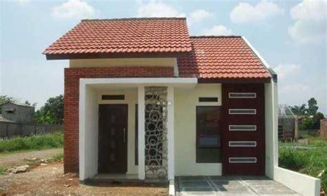 gambar  denah rumah minimalis sederhana cat rumah