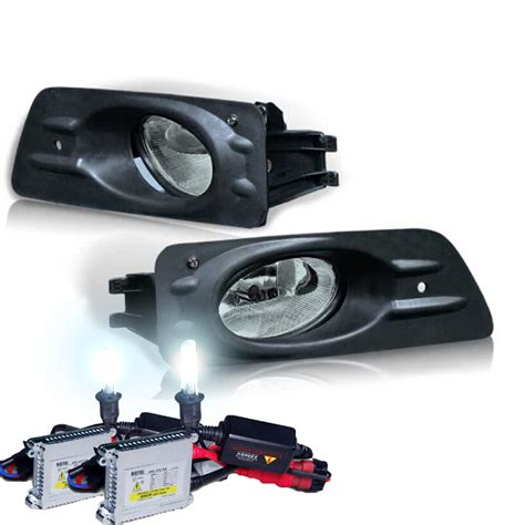honda accord 2010 hid lights hid xenon 06 07 honda accord 4 door sedan fog lights kit