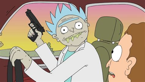 'rick And Morty' April Fools' Day Episode, 'bushworld