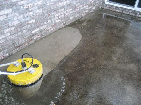 Concrete Floor Power Scrubber by Driveway Sidewalk Cleaning Seminole Power Wash
