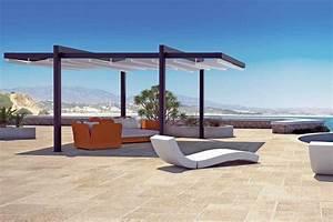 Coperture per terrazzi pergole e tettoie da giardino Come realizzare una copertura per terrazzi
