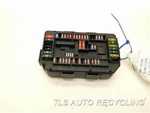 2014 Bmw 328i Fuse Box - 61149337879 - Used
