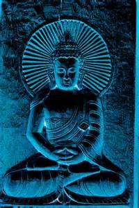 Buddha Letting Go