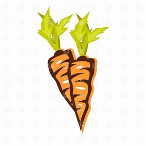 Carrot Vector Image #375 – RFclipart