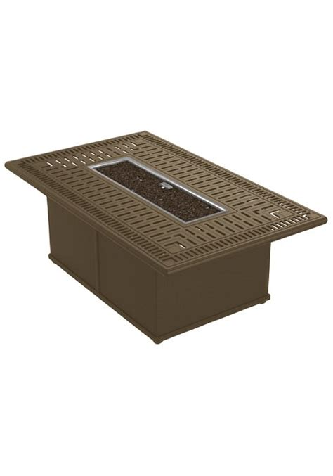 Tropitone® fire pits are beautiful, functional, and coordinate with tropitone® seating and table options. Tropitone Fire Pits - Inside Out Home Recreation Outfitters