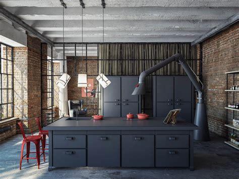 cuisine style atelier cuisine style atelier industriel
