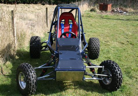 Ariel Nomad Off-road Buggy Review