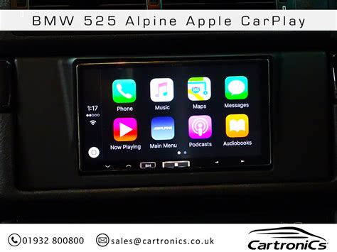 apple carplay radio bmw 525 apple carplay radio upgrade