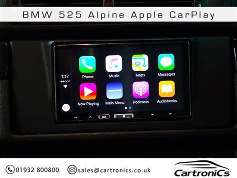 bmw  apple carplay radio upgrade