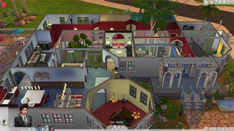cr 233 ations maisons lizard stars les sims