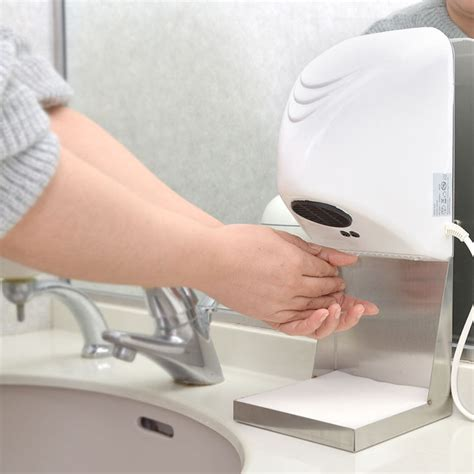 compact  home hand dryers bathroom hand dryer