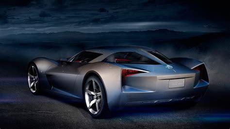 Cars Concept Sports Stingray Corvette Wallpaper - 9to5 Car Wallpapers
