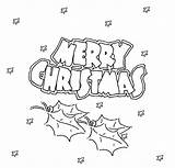 Christmas Coloring Printable Pages Merry Cards Sheets Colouring Templates Quotes Drawing Mandala Signs Jesus Card Drawings Template Says Easy Colors sketch template
