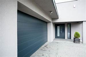 tarif dune porte de garage enroulable basculante ou With porte de garage enroulable de plus porte pliante