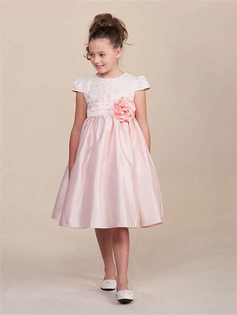 light pink dress with sleeves light pink satin lace cap sleeve dress