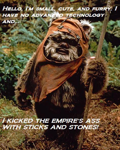 Ewoks Meme - funny yoda memes