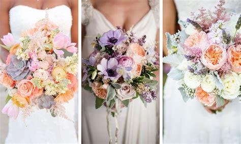Inspiration Purple Rain Wedding Bouquet Aime Couture