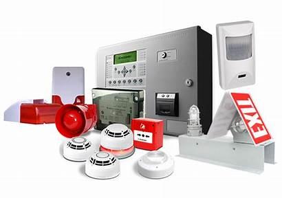 Alarm Fire System Transparent Security Safecity