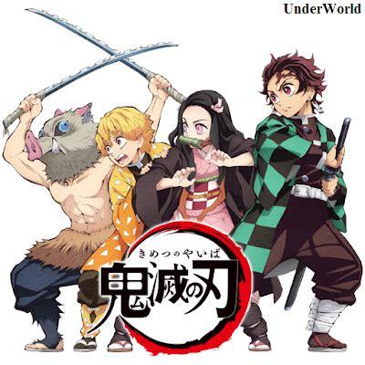 underworld otaku descargar kimetsu  yaiba