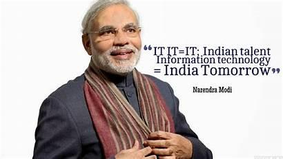 Modi Narendra Quotes Hindi India Wallpapers Tomorrow