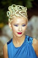 Christina Aguilera hair piercing may be her craziest look yet.