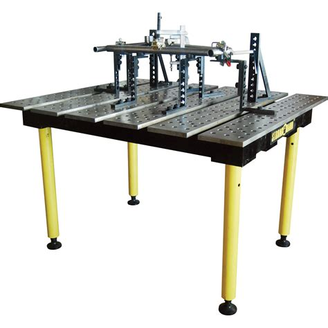 strong hand tools welding table sale free shipping strong hand tools buildpro modular welding
