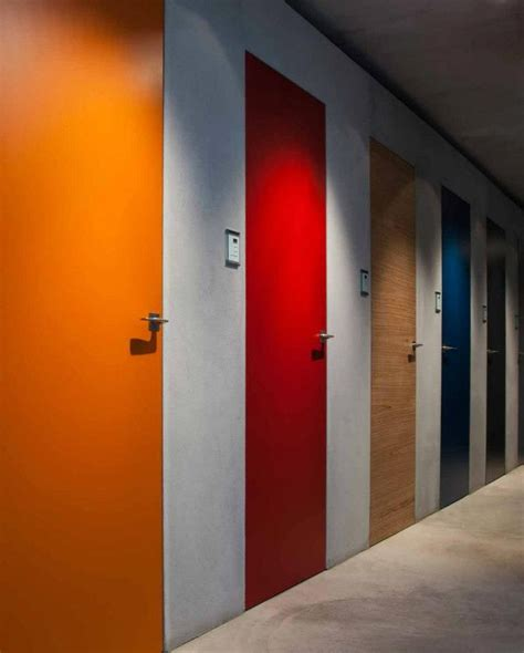 fascinating colors for interior doors photos simple