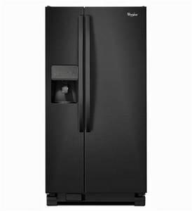 Whirlpool Refrigerator Brand  Wrs322fdab Black Whirlpool