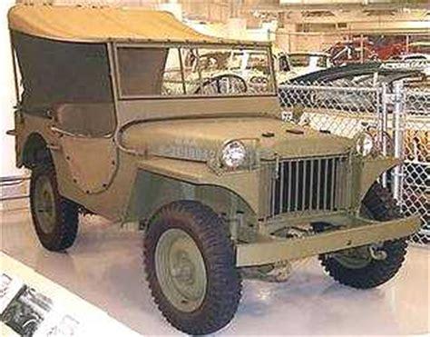 willys quad world war ii jeeps
