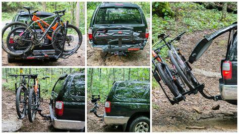 yakima holdup bike rack review singletracks mountain bike news