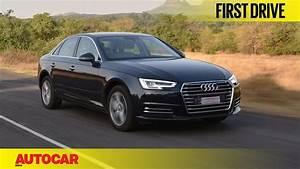 Audi A4 Ersatzteilkatalog : audi a4 35 tdi first drive autocar india youtube ~ Kayakingforconservation.com Haus und Dekorationen