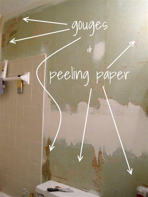 fix  skim coat damaged drywall diy home repair