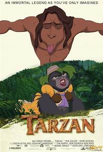 Out-of-Context Posters #32: Tarzan (1999) - Hilarity by ...