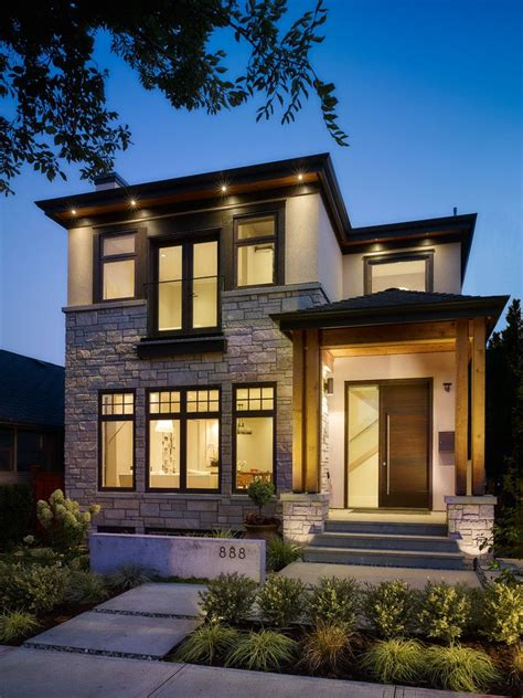 Engaging Modern Home Design Home Remodeling Vancouver