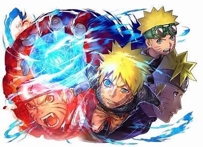 Naruto Blazing Ninja Render Uzumaki Ultimate Maxiuchiha22