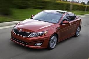 Who Makes Kia Optima by 2014 2015 Kia Optima Review Top Speed