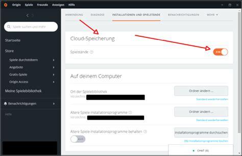 origin windows 10 origin cloud speicher unter windows 10 aktivieren techmixx
