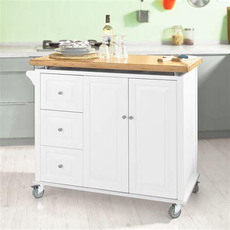 grande desserte de cuisine sobuy desserte roulante meuble chariot de cuisine 3 tiroir